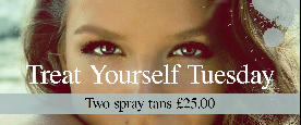 Spray Tanning Northampton